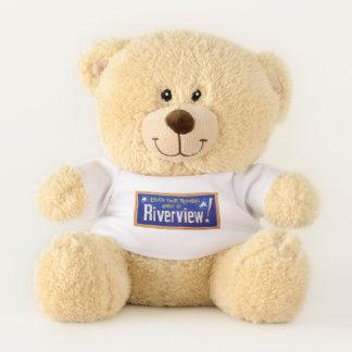 Riverview Amusement Park, Chicago, Illinois Teddy Bear