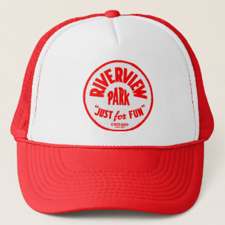 Riverview Amusement Park, Chicago, Illinois Trucker Hat