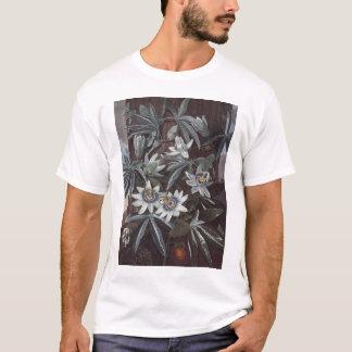 RJ Thornton - Blue Passion-flower T-Shirt
