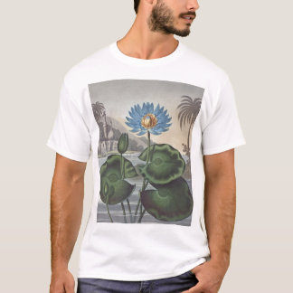 RJ Thornton - The Blue Egyptian Water-Lily T-Shirt