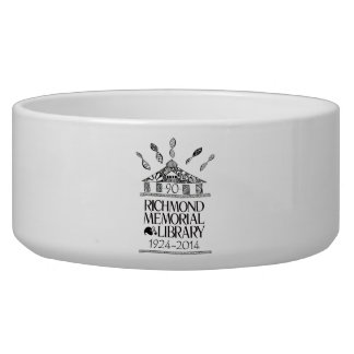 RML 90th Anniv Cat Bowl