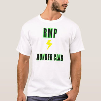 RMP THUNDER CLUB TEE