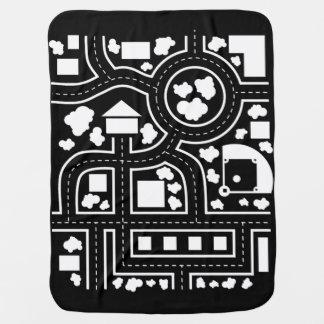Road Blanket - Black