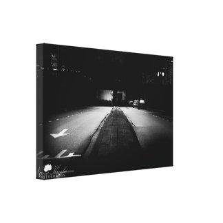 "Road Canvas print (24.00"" x 16.00""), 1.5"", Single"