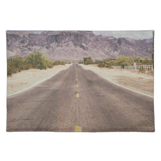 Road to nowhere placemat