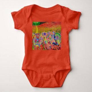 Road to Oz Baby Bodysuit