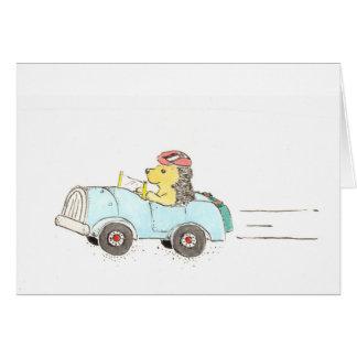Roadster Card