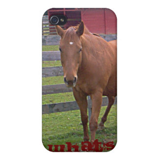 Roan Horse What s Up 4G case iPhone 4/4S Covers