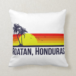Roatan Honduras Cushion
