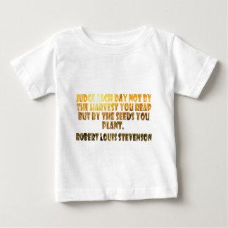 Robert Louis Stevenson Baby T-Shirt