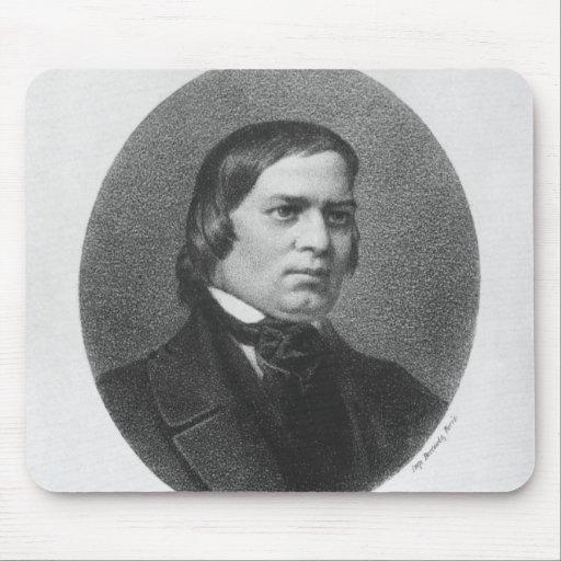 Robert Schumann, 1839 Mouse Pad