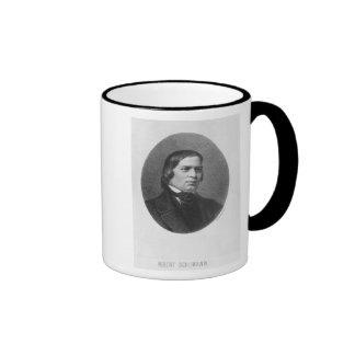 Robert Schumann, 1839 Ringer Mug