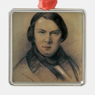 Robert Schumann  1853 Christmas Ornament