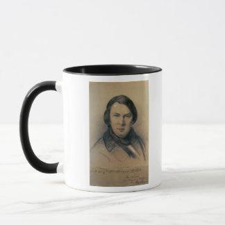 Robert Schumann  1853 Mug
