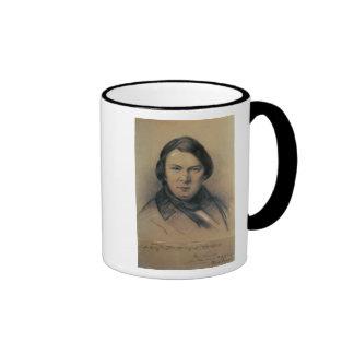 Robert Schumann  1853 Ringer Mug