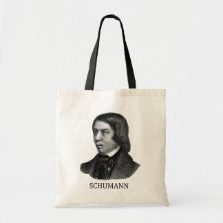 Robert Schumann, black Bags