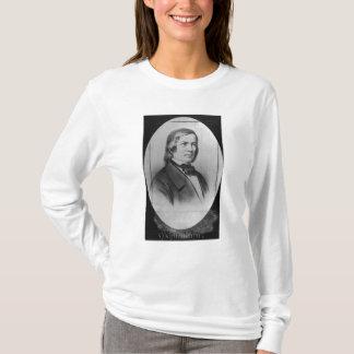 Robert Schumann  engraved from a photograph T-Shirt
