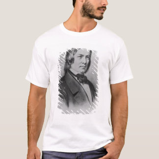 Robert Schumann  engraved from a photograph T-Shirt