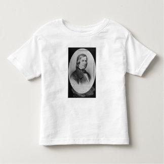 Robert Schumann  engraved from a photograph T-shirts