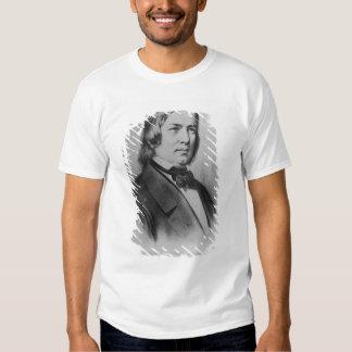 Robert Schumann  engraved from a photograph Tee Shirt