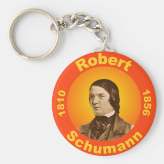 Robert Schumann Key Ring