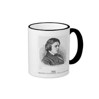 Robert Schumann Ringer Mug