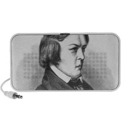 Robert Schumann Travel Speaker
