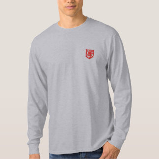 Robert the Bruce Embroidered Long Sleeve Shirt