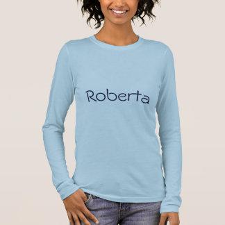Roberta Long Sleeve T-Shirt
