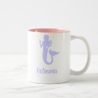 Roberta Two-Tone Coffee Mug