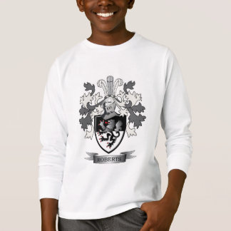 Roberts Family Crest Coat of Arms T-Shirt