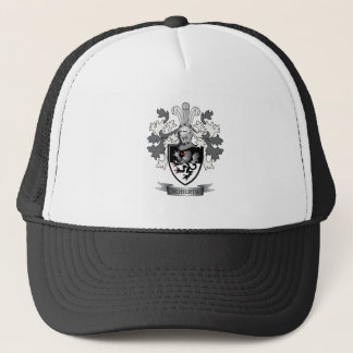Roberts Family Crest Coat of Arms Trucker Hat