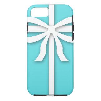 Robin's Egg Blue Gift Box iPhone 7 case