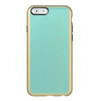 Robin's Egg Blue Solid Color Incipio Feather® Shine iPhone 6 Case