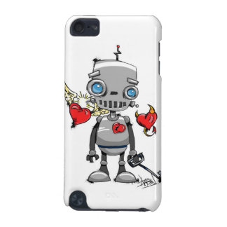 Robo-Love iPod Touch 5G Case