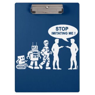Robot evolution clipboards