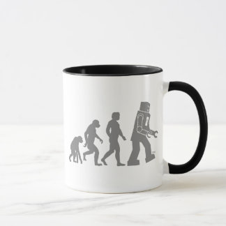 Robot Evolution Mug