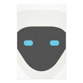 Robot Head Stationery