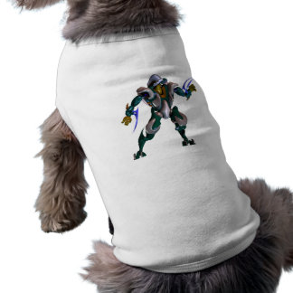 Robot robot shirt