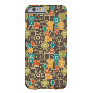 Robotic Cuteness Barely There iPhone 6 Case