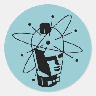 Robotron Vacuum Tubes Sticker