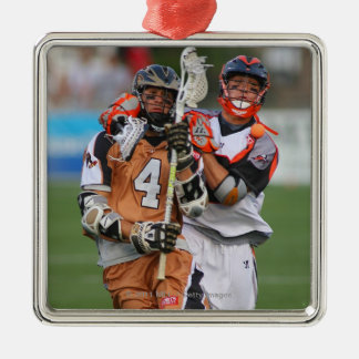 ROCHESTER, NY - JULY 23:  Jeff Colburn #4 2 Christmas Ornament