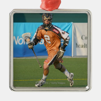 ROCHESTER, NY - JUNE 18:  Ned Crotty #2 3 Christmas Ornament