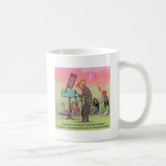 Rock And Roll Fred Funny Coffee Mug