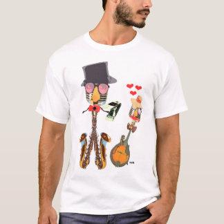 Rock Chick Meets Mr. Rock n Roll T-Shirt