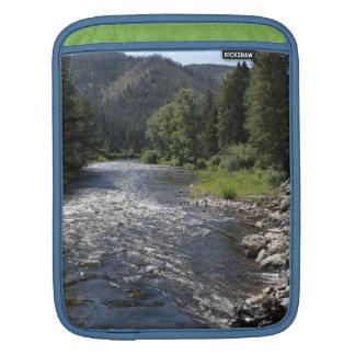 Rock Creek Montana IPad Sleeve