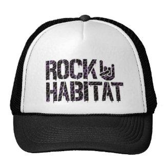 Rock Habitat Trucker Hat