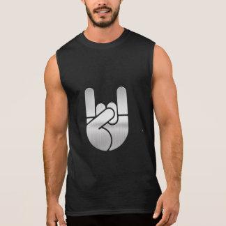 Rock Hand Steel Sleeveless Shirt