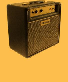 Rock N Roll Amp. Tee