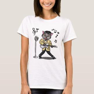 Rock 'n' Roll Cat T-Shirt